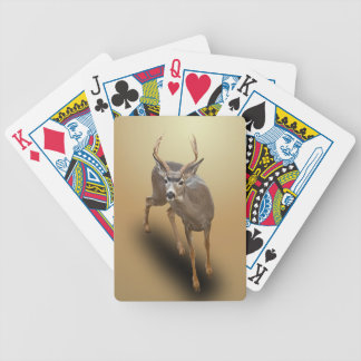 BUCK STOPS HERE BICYCLE PLAYING CARDS