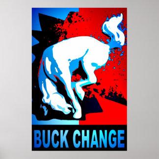 Buckchange Poster
