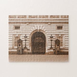 Buckingham Palace Guards - London Puzzle