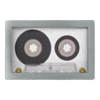 Buckle: Magnetic Tape Audio Cassette Belt Buckle