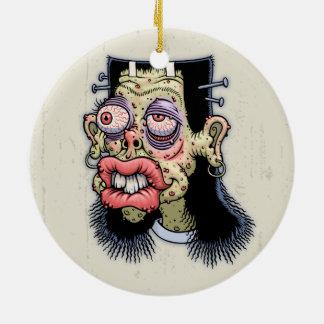 Bud of Frankenstein Christmas Ornament