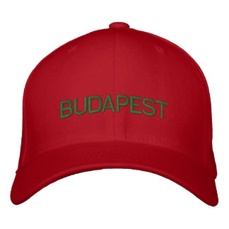 Budapest Cap Baseball Cap