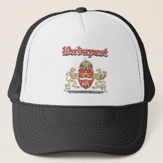 budapest City designs Trucker Hat