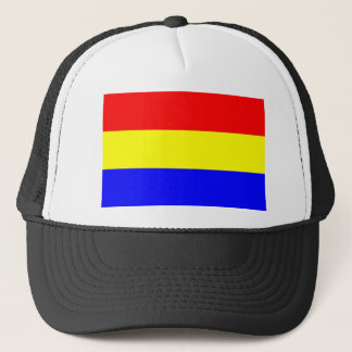 budapest city flag hungary symbol trucker hat