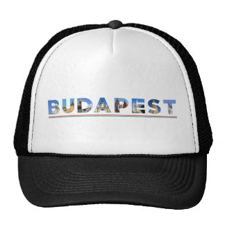 budapest city hungary landmark inside name text cap
