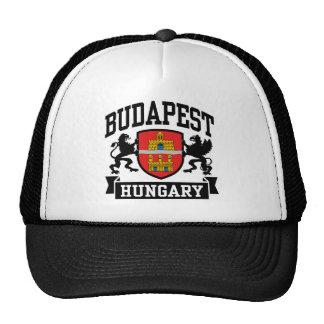 Budapest Hungary Cap
