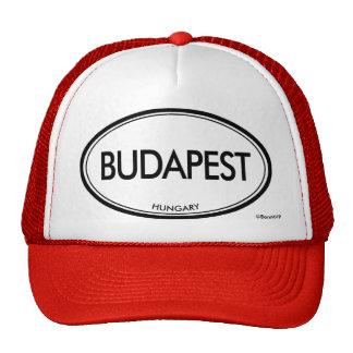 Budapest, Hungary Cap