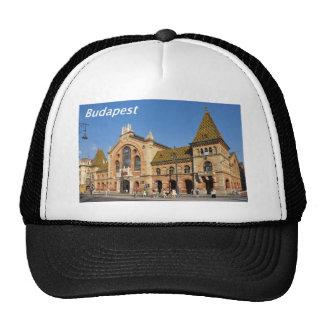 Budapest  Hungary [kan.k] Cap