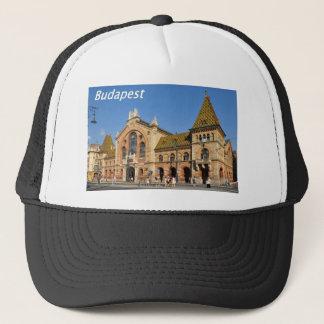 Budapest  Hungary [kan.k] Trucker Hat