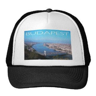 budapest. [kan.k] cap