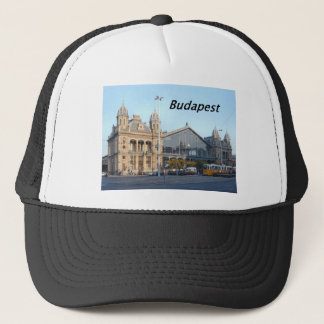 Budapest_West_Station-[kan.k] Trucker Hat