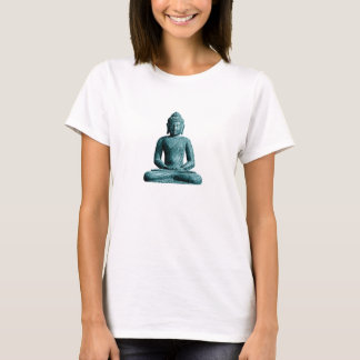 Buddha Alone - Basic Woman's T-Shirt