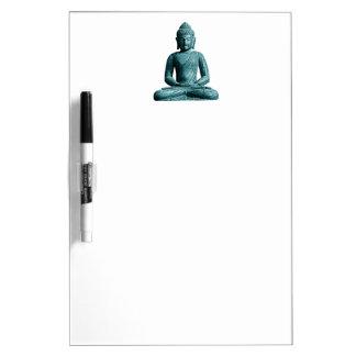 Buddha Alone - Dry Erase Board