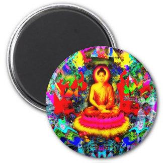 Buddha Blend - Magnet
