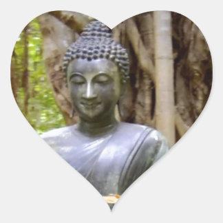 BUDDHA Buddhism Peace Sticker