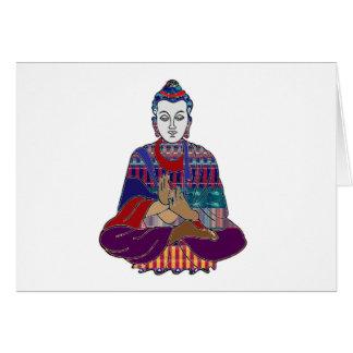BUDDHA Buddhism Teacher Master NVN659 spiritual Card