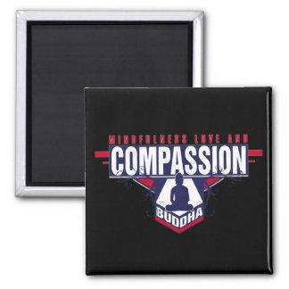Buddha Compassion Refrigerator Magnets