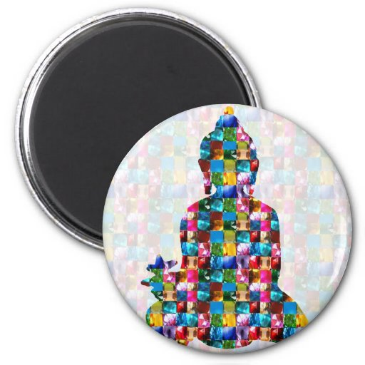 BUDDHA Consciousness : Rolled into JEWELS Magnet