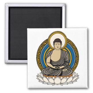 Buddha Dhyana Mudra Fridge Magnet
