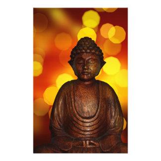 Buddha Full Color Flyer