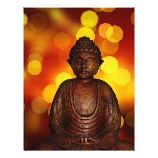 Buddha Personalized Flyer