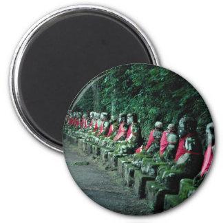 Buddha, Japan Magnet