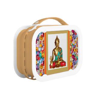 BUDDHA : JEWEL PEARLS GEMS LUNCH BOX