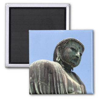 buddha kamakura statue magnet