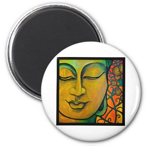 Buddha Fridge Magnets