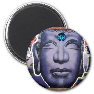 buddha mind magnet