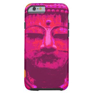 Buddha pink and orange tough iPhone 6 case