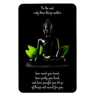 Buddha Quote 3 magnet