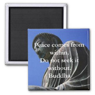 Buddha Quote Magnet 4