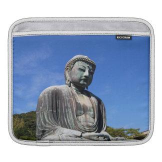 Buddha Statue in Kamakura, Japan iPad Sleeve