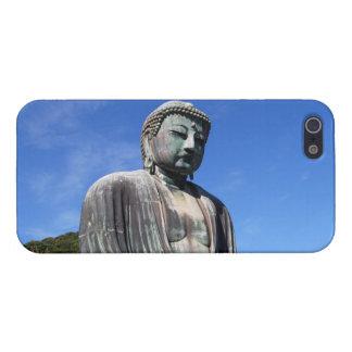 Buddha Statue in Kamakura, Japan iPhone 5/5S Case
