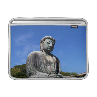 Buddha Statue in Kamakura, Japan MacBook Air Sleeves