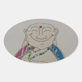 Buddha Sticker Stickers