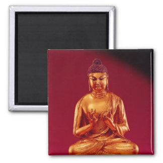 Buddha Vairocana , Tang dynasty Square Magnet