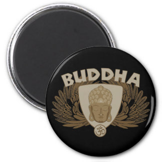 Buddha Winged Emblem Magnets