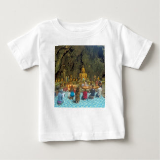 Buddist Cave Temple Baby T-Shirt