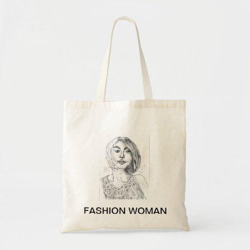Budget Tote Fashion Woman Canvas Bags