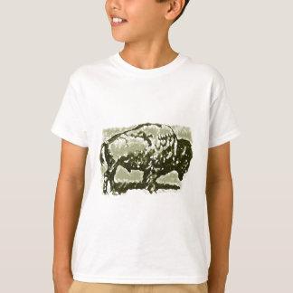 Buffalo Art T-Shirt