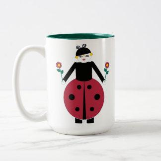 Buggy Martzkin Ladybug Mug