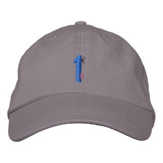 Bugs 1 embroidered baseball caps