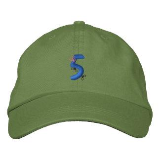 Bugs 5 embroidered baseball caps