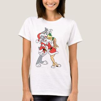 BUGS BUNNY™ and Lola Mistletoe Kiss T-Shirt