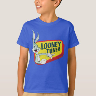 BUGS BUNNY™ LOONEY TUNES™ Retro Patch T-Shirt