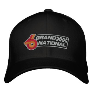 Buick Grand National Logo Hat Embroidered Baseball Caps