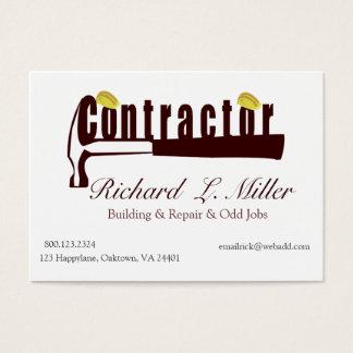 Builder Constructing Contractor