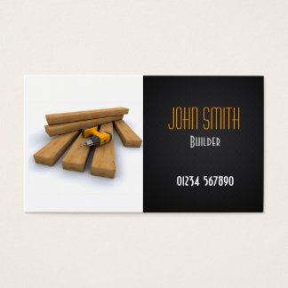 Builders/Construction Business Card